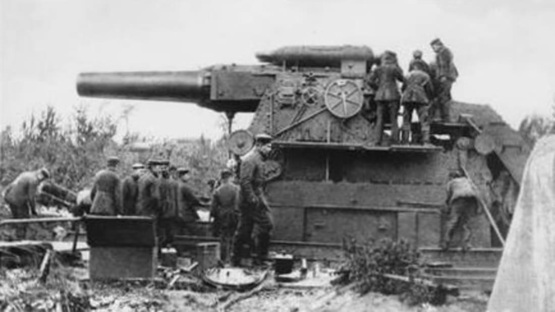 WWI Centennial: The Siege of Antwerp | Mental Floss