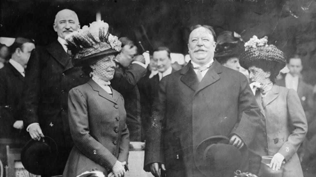 15 Wonderful William Howard Taft Facts Mental Floss
