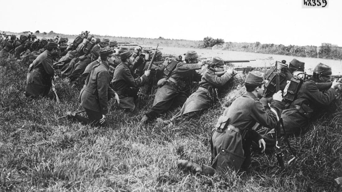 WWI Centennial: The Miracle on the Marne | Mental Floss