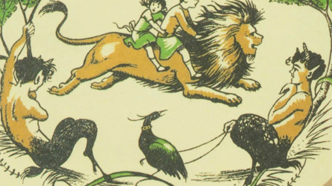 16 Facts About The Lion The Witch And The Wardrobe Mental Floss