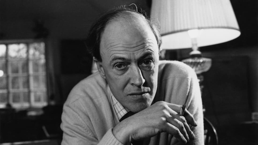 Roald Dahl via Getty Images