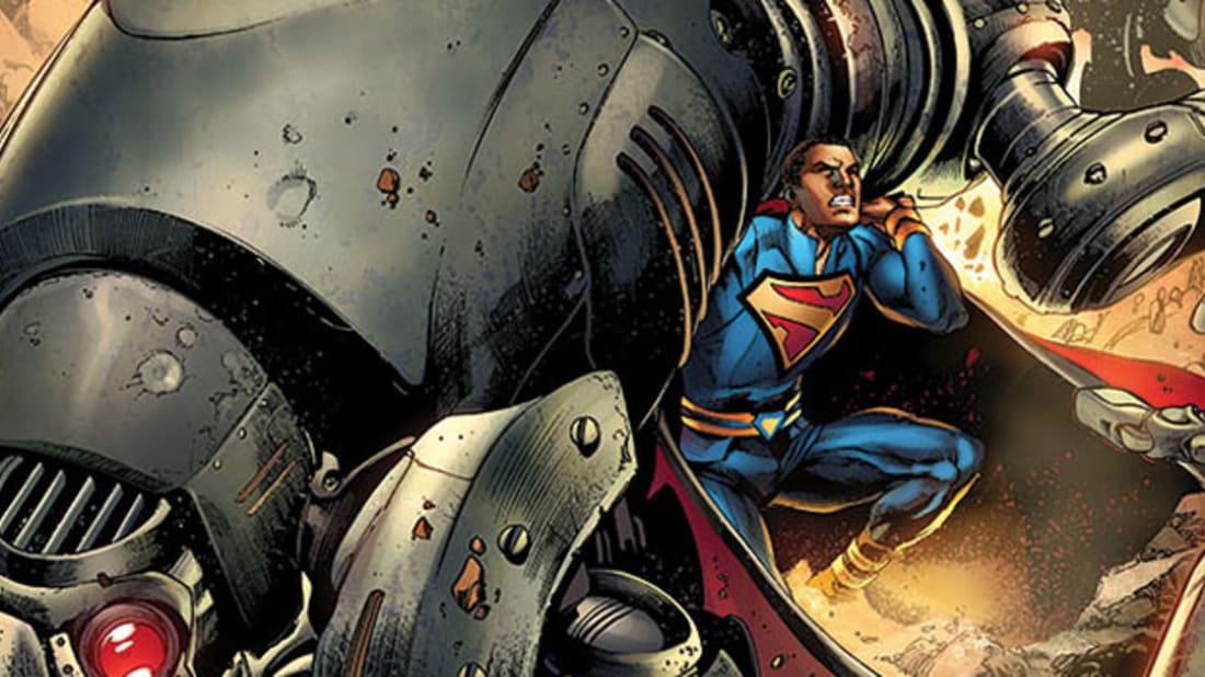 Ivan Reis/DC Comics
