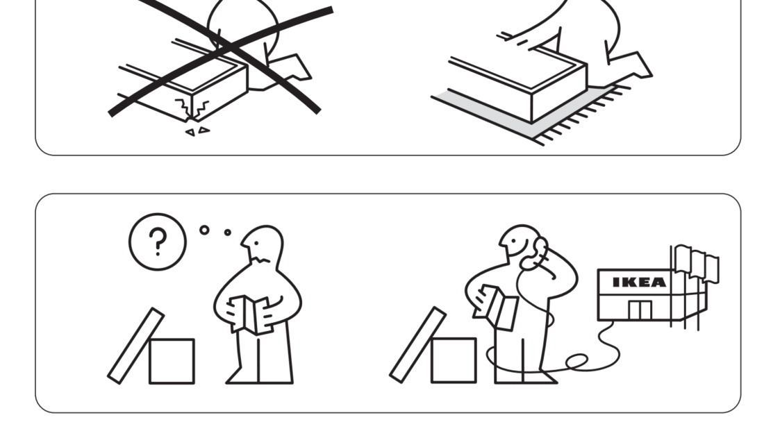 16 Out-of-Context IKEA Instructions to Help You Live a Better Life