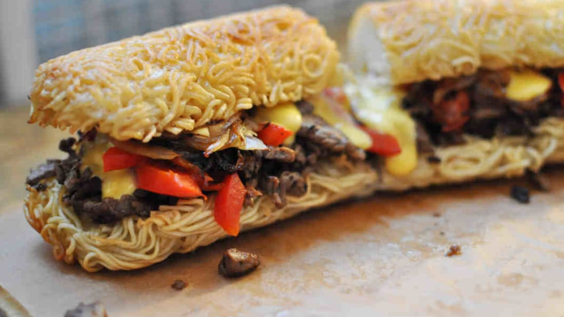 11 Wild and Crazy Sandwich Mashups