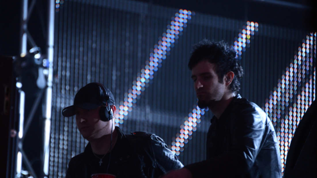 Knife Party, courtesy of getty images