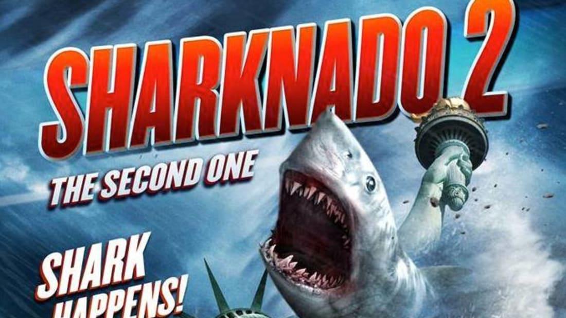 Sharknado at Facebook