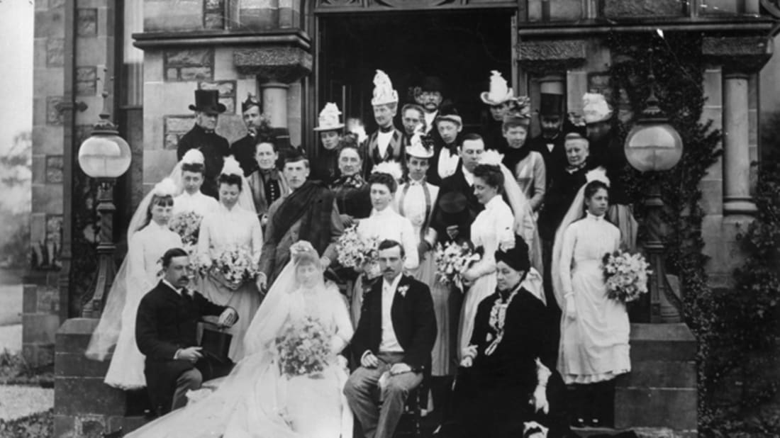 21 Historical Roles And Responsibilities Of The Wedding Party