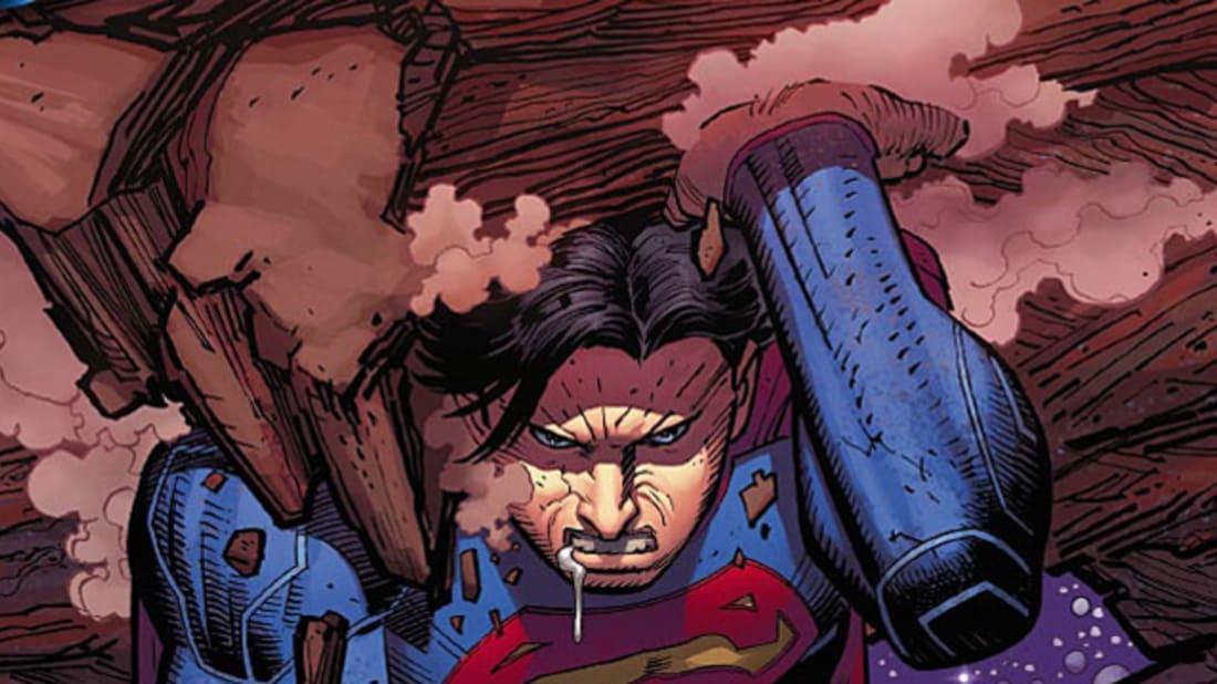 John Romita, Jr./Klaus Janson/DC Comics