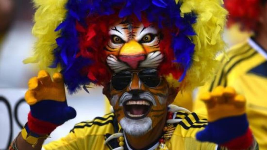 Morning Cup of Links: Crazy World Cup Fans   Mental Floss