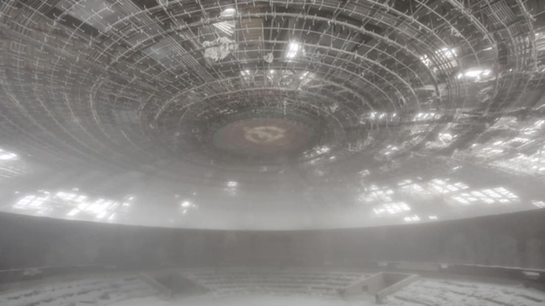 41 Eerie Photos of Abandoned Soviet Buildings | Mental Floss
