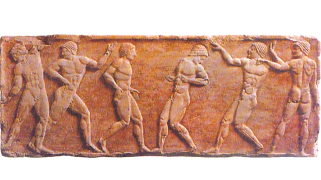 11 Workout Tips from Ancient Civilizations | Mental Floss