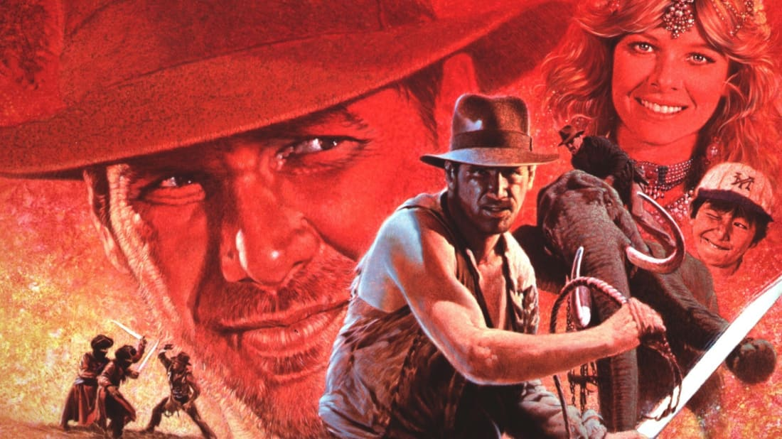 13de2fc8 20 Fun Facts About 'Indiana Jones and the Temple of Doom' | Mental Floss