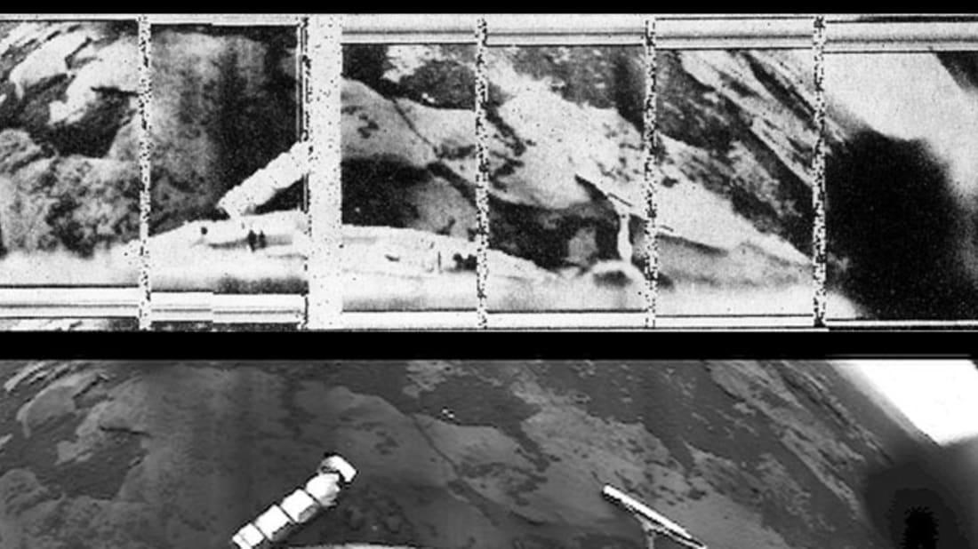 Soviet Venus Images, Don P Mitchell
