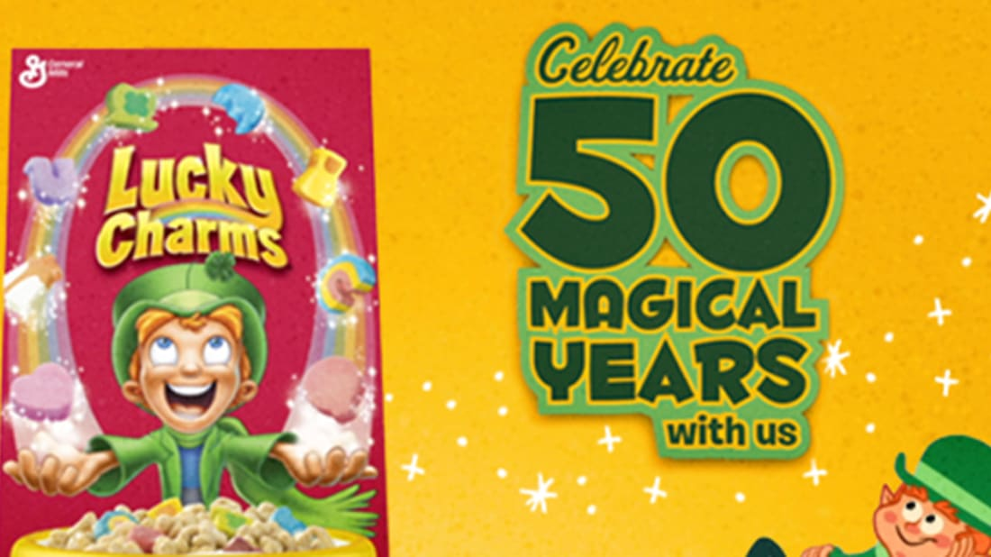 Lucky Charms Facebook