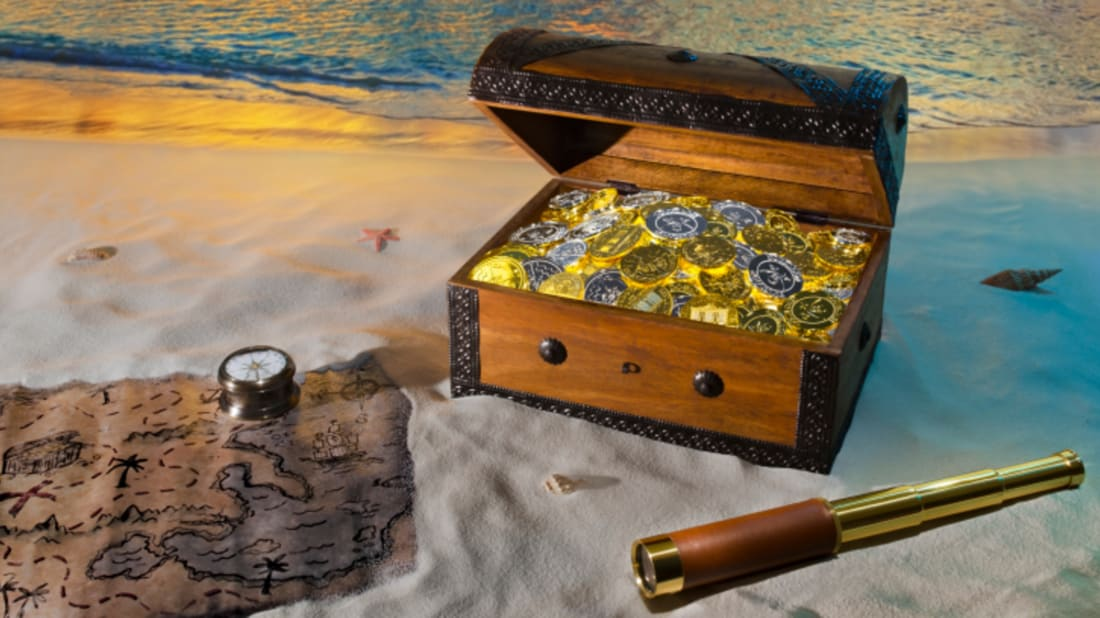 11 Treasure Hunting Tales