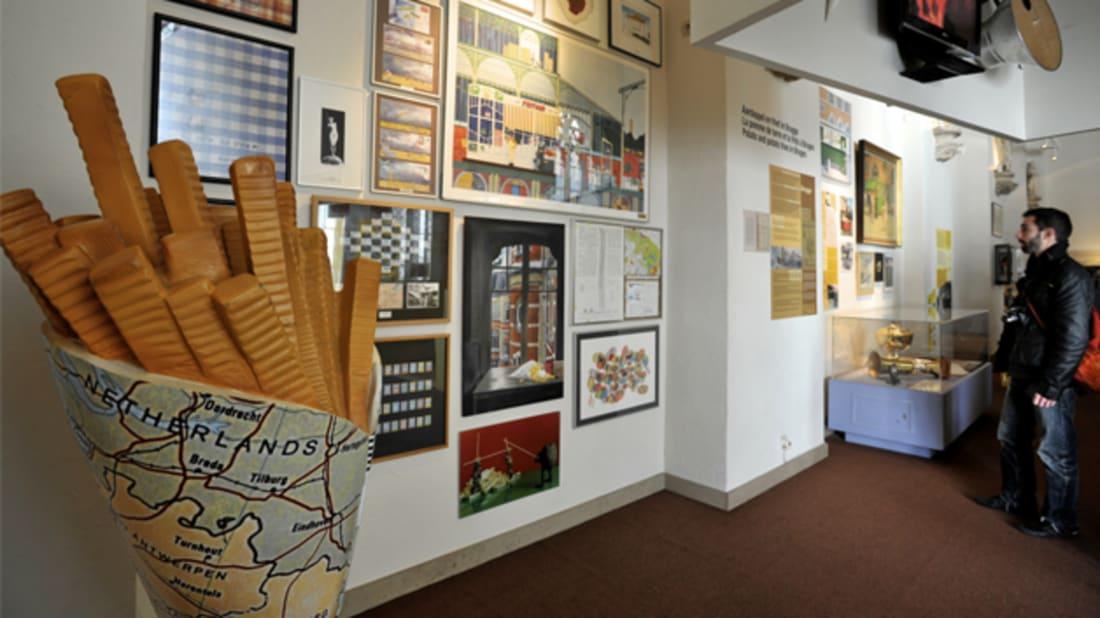 The Brugge Friet Museum