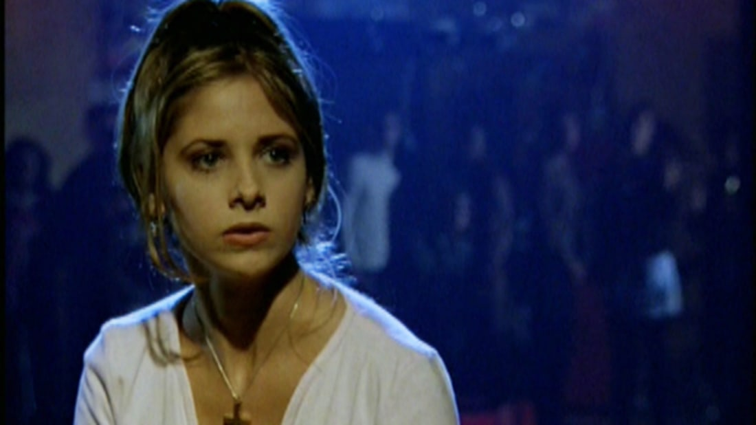 12 Things We Learned About Buffy from Sarah Michelle Gellar's Reddit