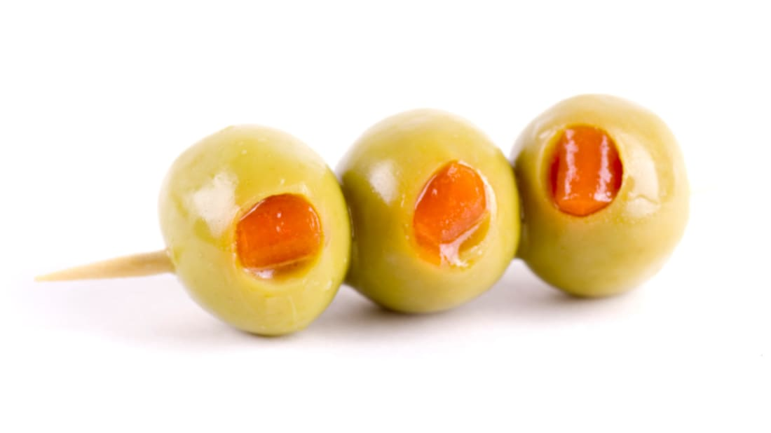 What are Pimentos, And How Do They Get Inside Olives