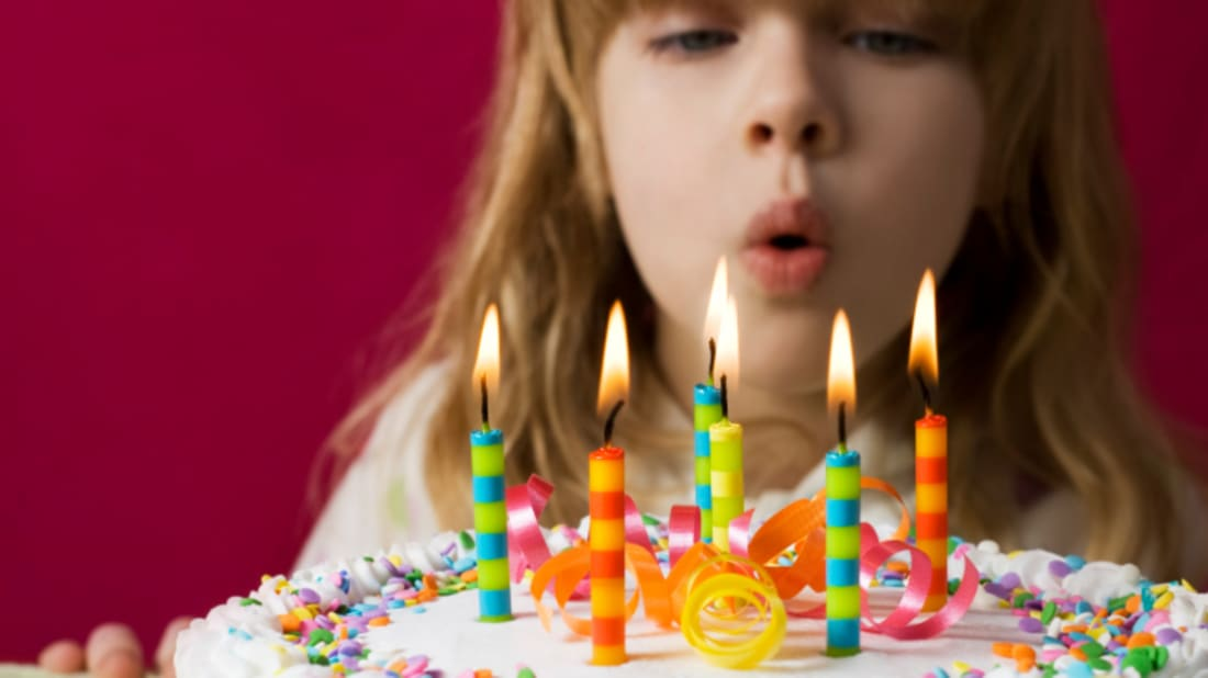 Why Do We Blow Out Candles On Birthday Cakes