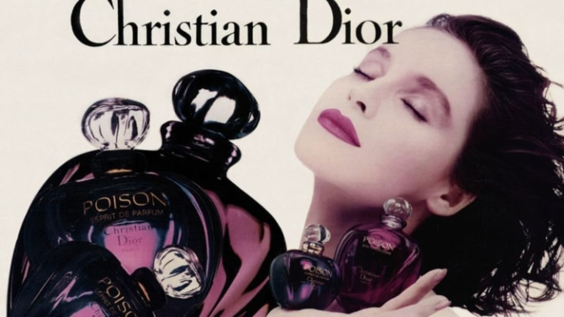 11 Iconic Perfumes of the '80s | Mental Floss