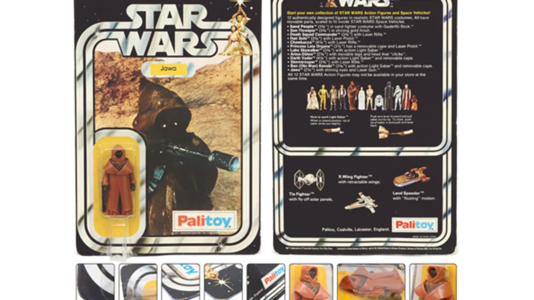 6 of the Most Expensive Pieces of Star Wars Memorabilia