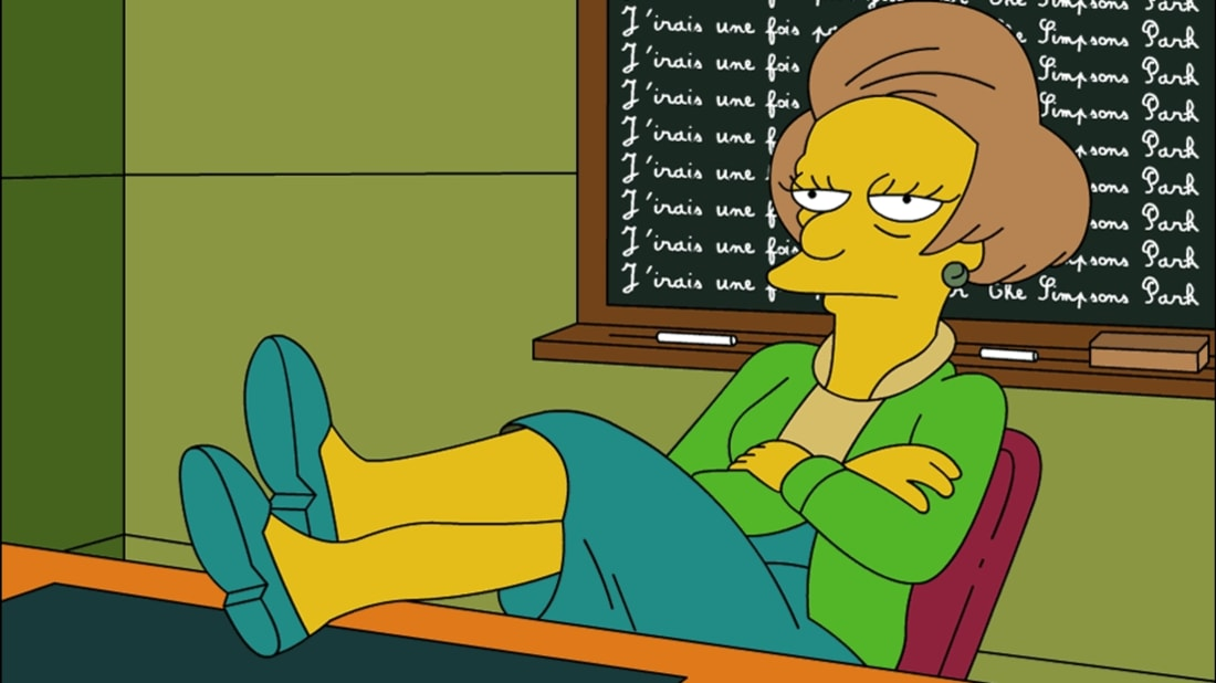 Simpsons Spark