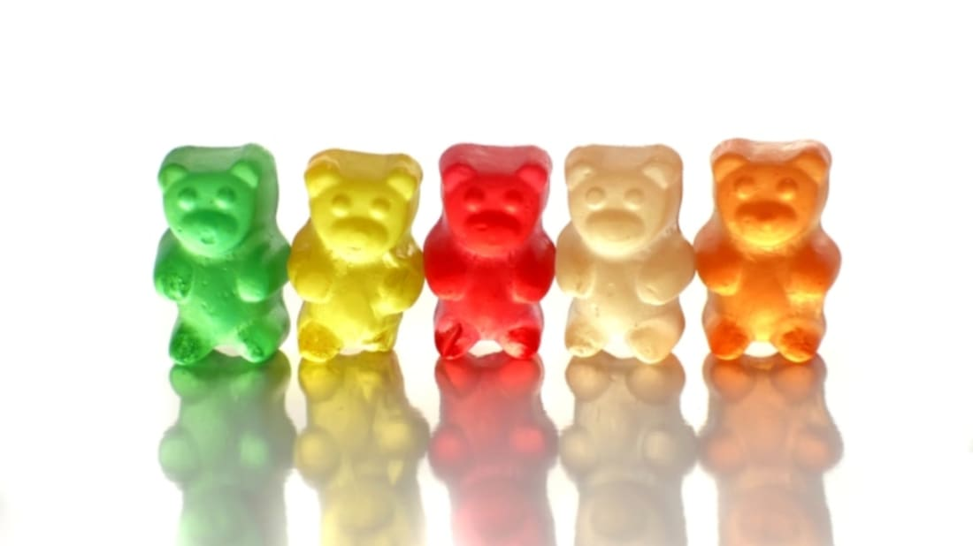 Groovy 8 Fun Facts About Gummies Mental Floss Uwap Interior Chair Design Uwaporg