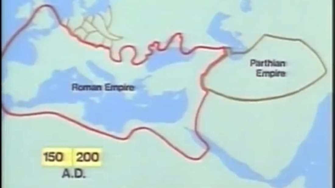 The Rise and Fall of Rome in 5 Minutes