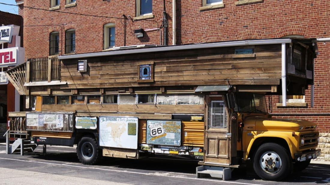 15 Creative Converted School Buses | Mental Floss
