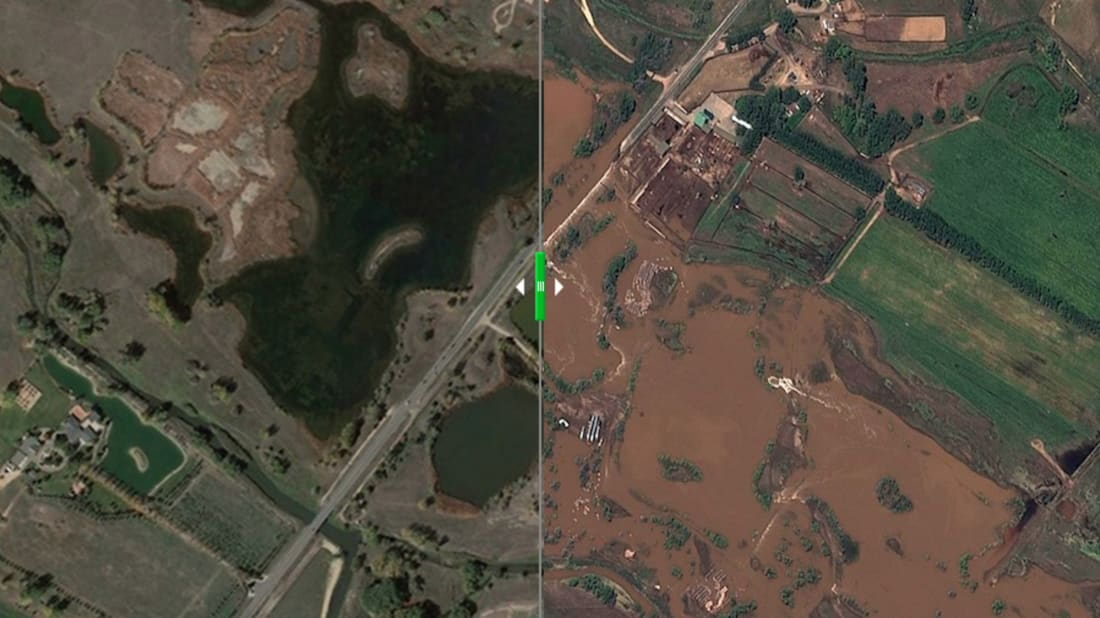 DigitalGlobe/Google Earth