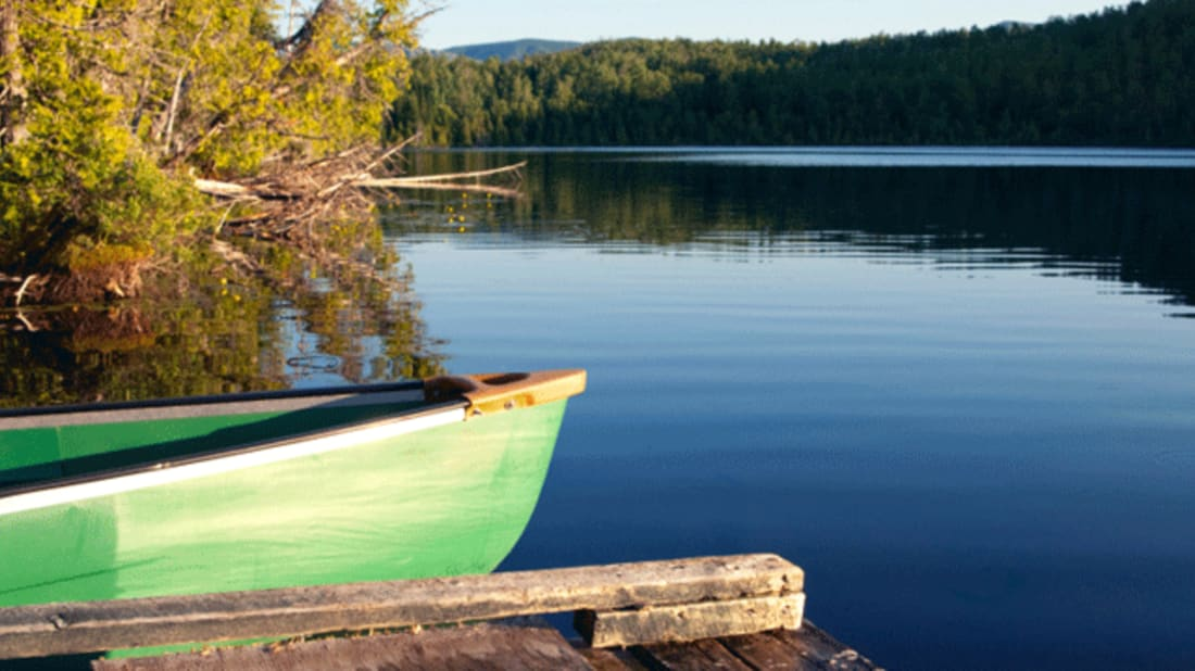 How to Build Your Own Canoe | Mental Floss