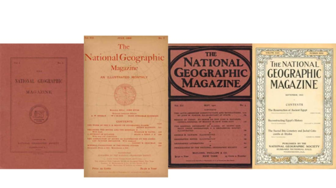 National Geographic/Cover Browser
