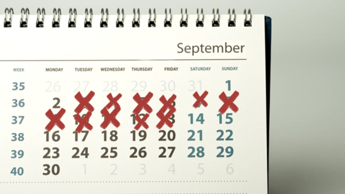 Why Our Calendars Skipped 11 Days in 1752 | Mental Floss