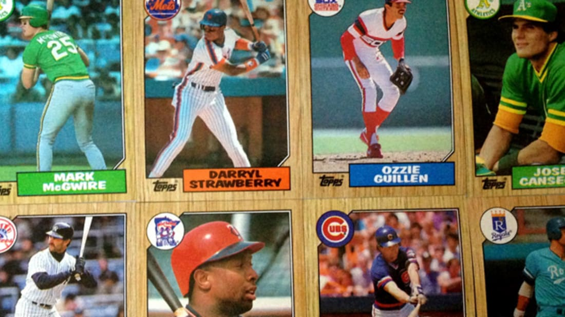 15 Curious Facts We Learned From 1987 Topps Baseball Cards Mental