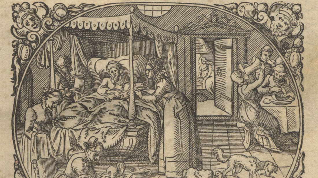 The Historical Horror of Childbirth | Mental Floss