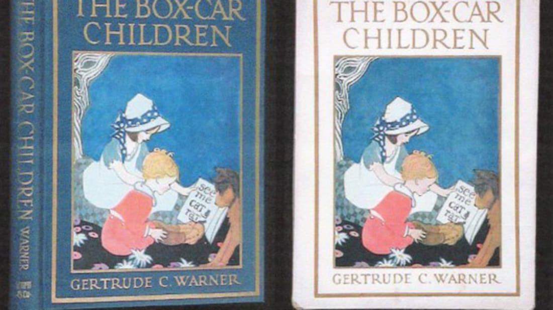 Facebook.com/Gertrude-Chandler-Warner-Boxcar-Children-Museum