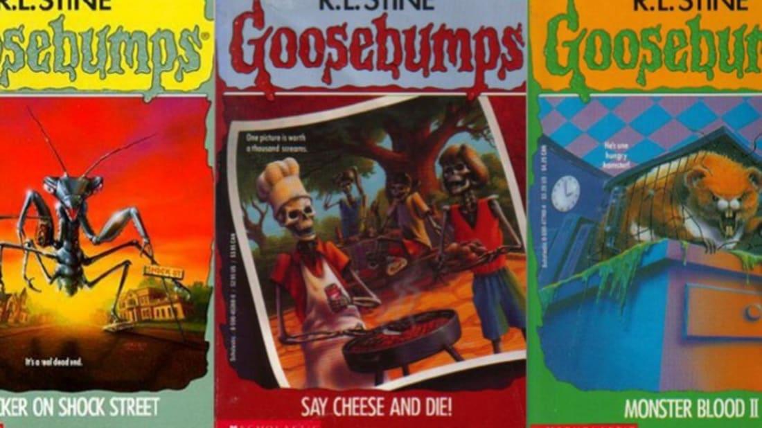 Goosebumps Wikia
