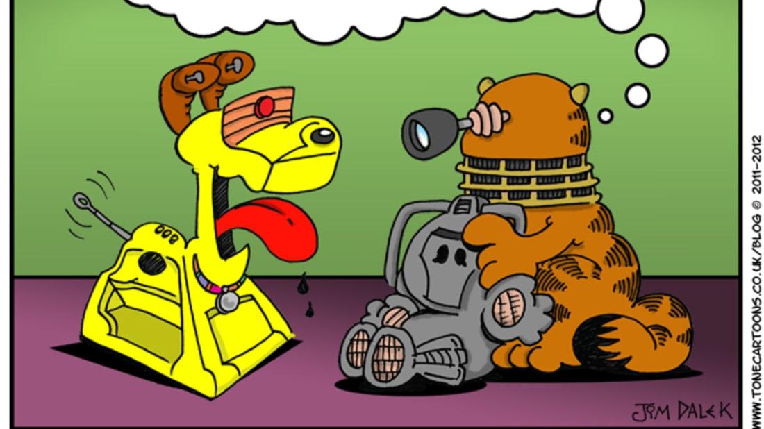 Tone Cartoons