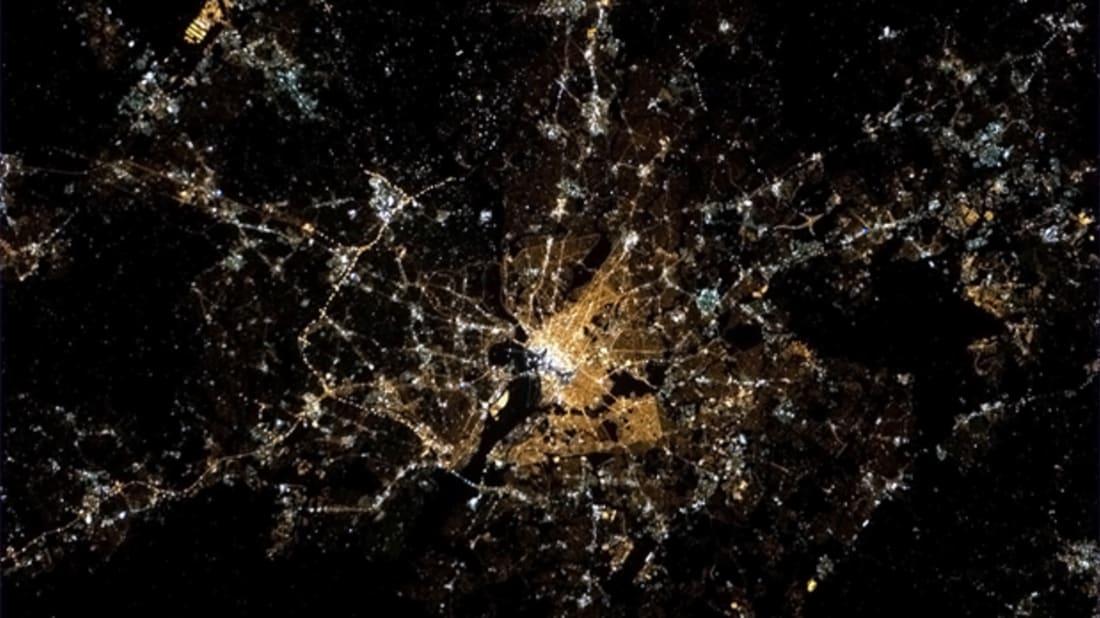 Chris Hadfield/NASA