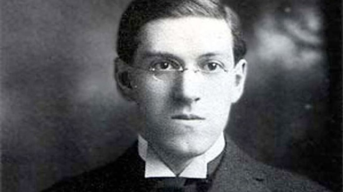 Image result for hp lovecraft