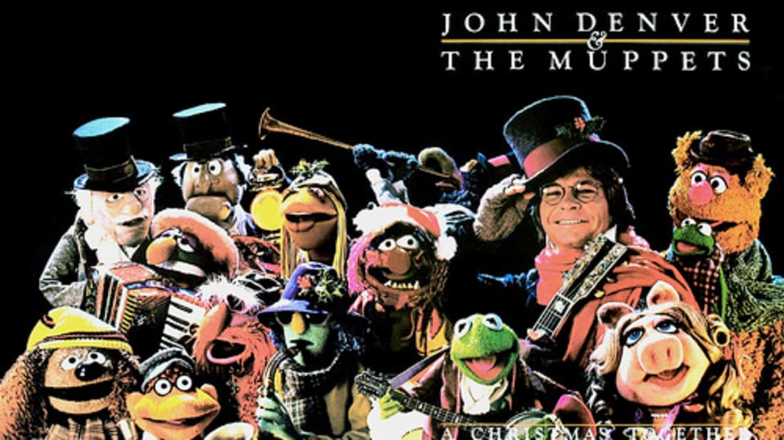 John Denver Christmas.Watch John Denver And The Muppets A Christmas Together In