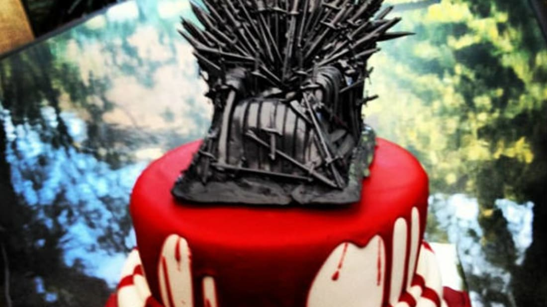 11 Game Of Thrones Cakes
