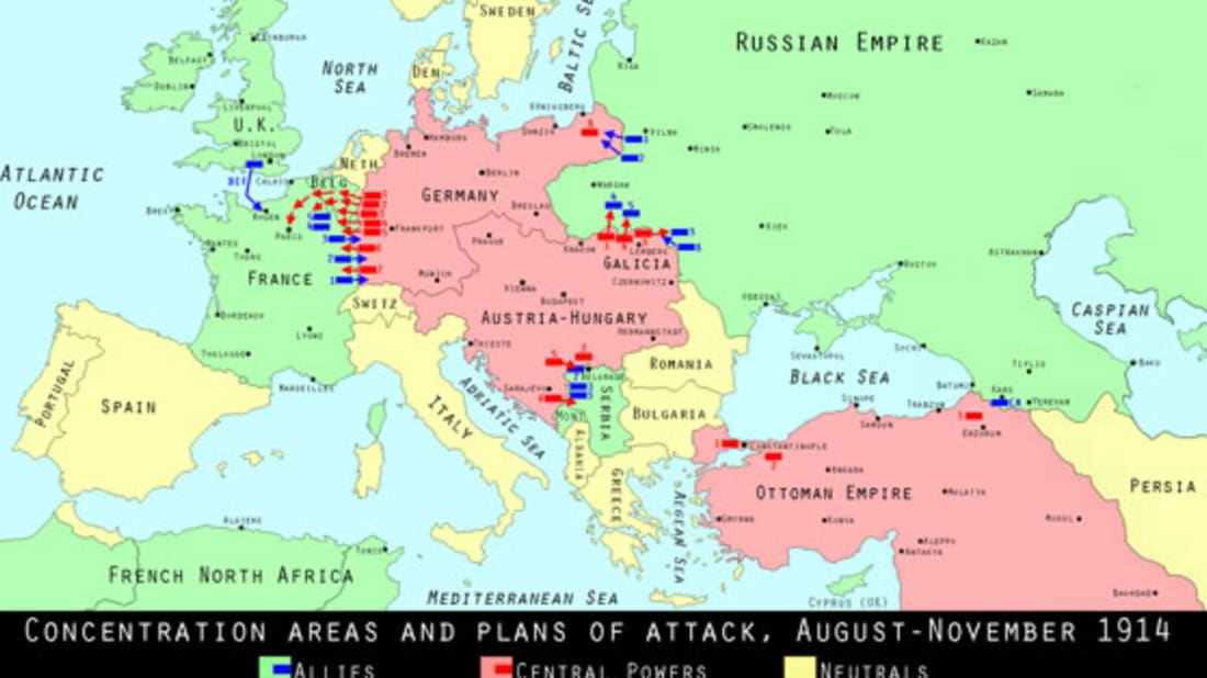 World War I Centennial: France Lays Out the Best-Case ... on map of australia 1914, map of world 1914, map of bosnia 1914, map of iraq 1914, map of japan 1914, map of ireland 1914, map of religion 1914, map of persian gulf 1914,