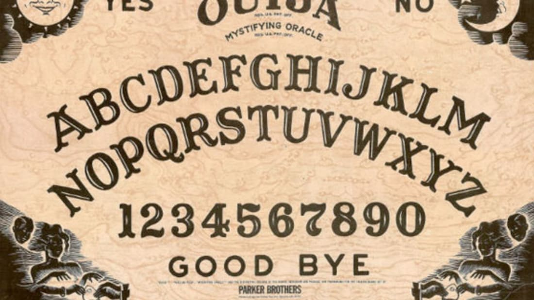 A Brief History Of The Ouija Board Mental Floss