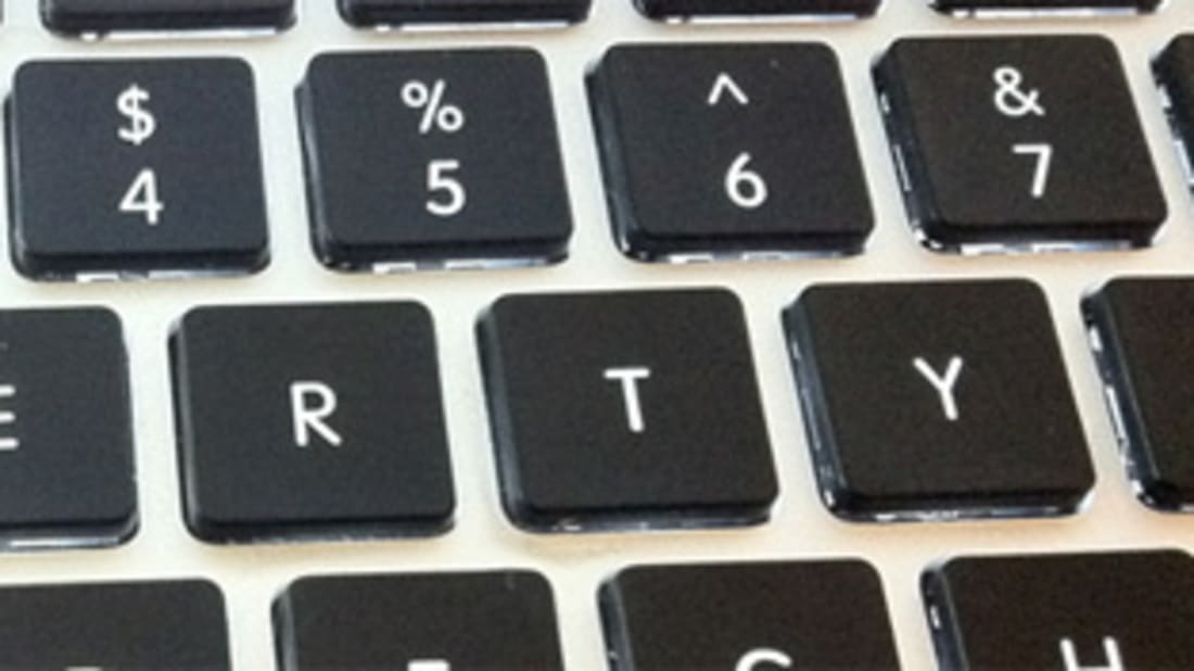 Why QWERTY?   Mental Floss