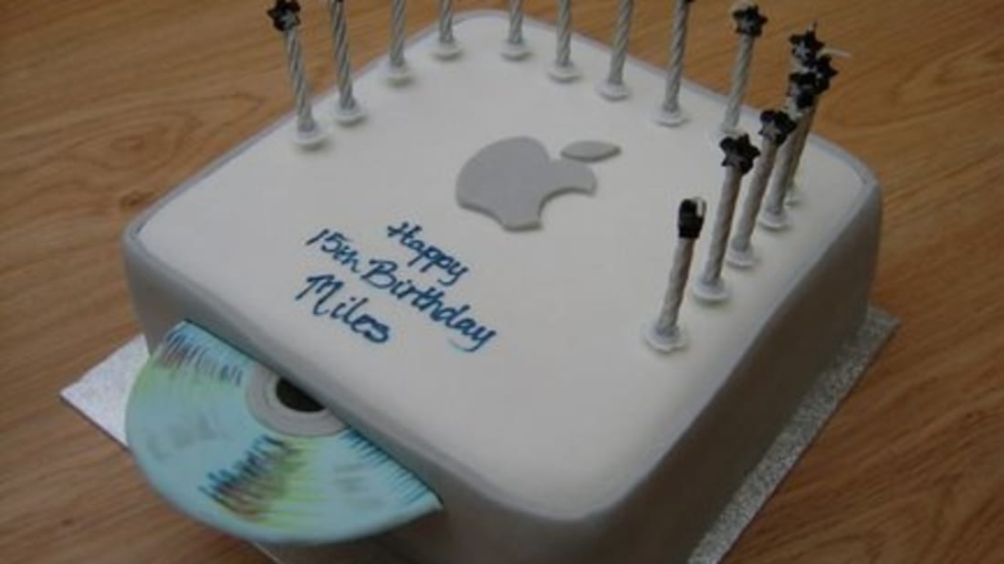 Enjoyable Technological Geek Cakes Mental Floss Funny Birthday Cards Online Inifofree Goldxyz