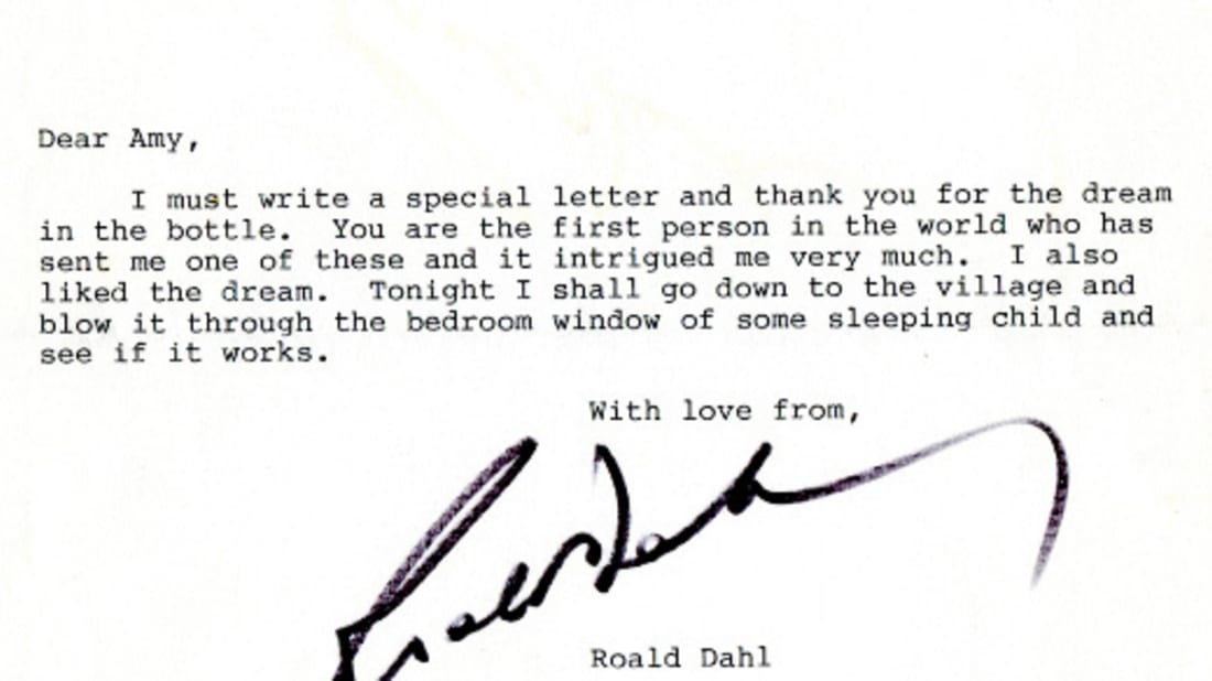amazing thank you notes from famous people mental floss