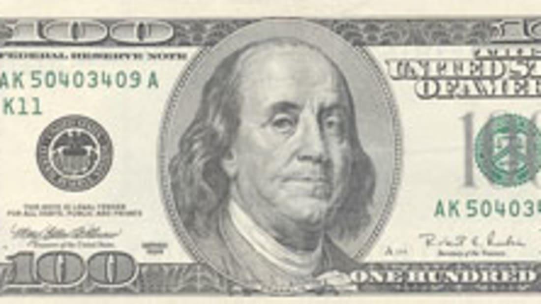 2006 series 100 dollar bill serial numbers