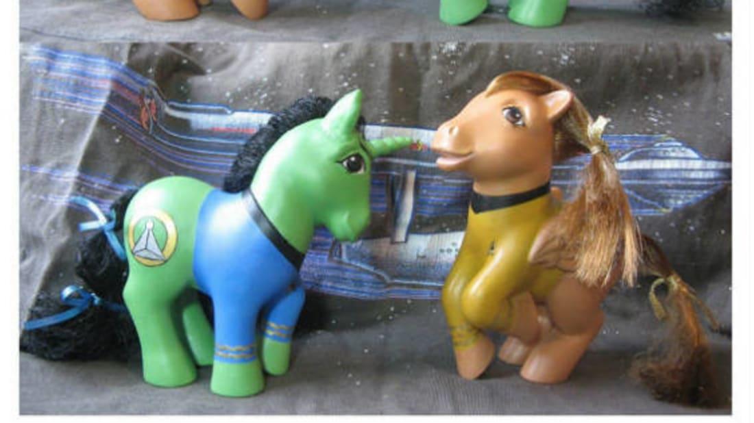 15 My Little Pony Mashups | Mental Floss