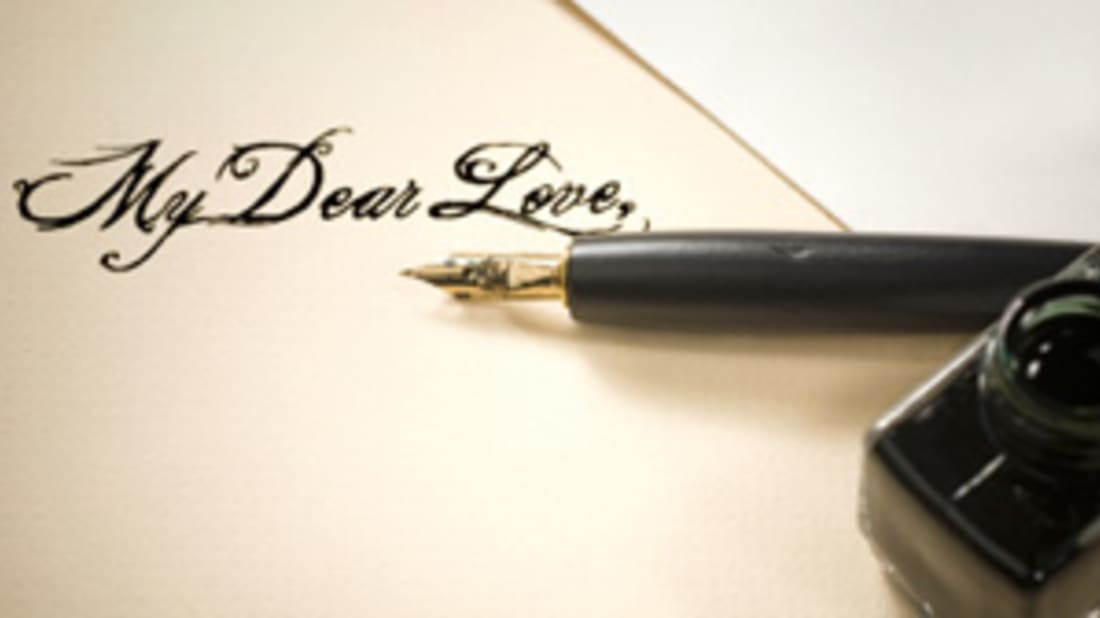 Dear Valentine: A Brief History of Great Love Letters   Mental Floss